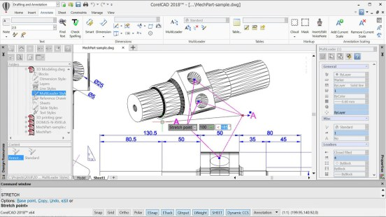 CorelCAD crack for pc