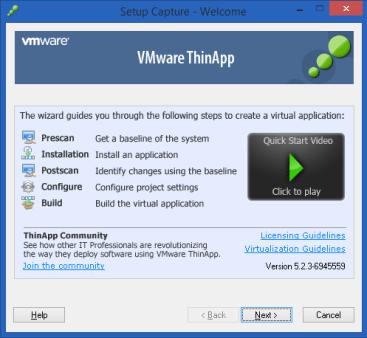 VMware Thinapp crack download