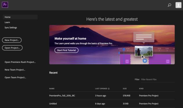 Premiere Pro CC 2019 13.0 torrent