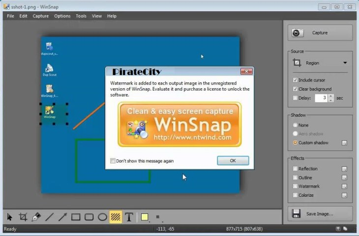 WinSnap crack & serial key for free activation