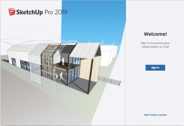 SketchUp PRO 2019 crack torrent