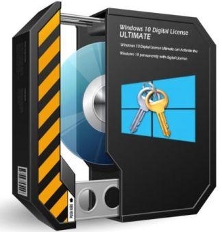 Windows 10 Digital License Ultimate Activator