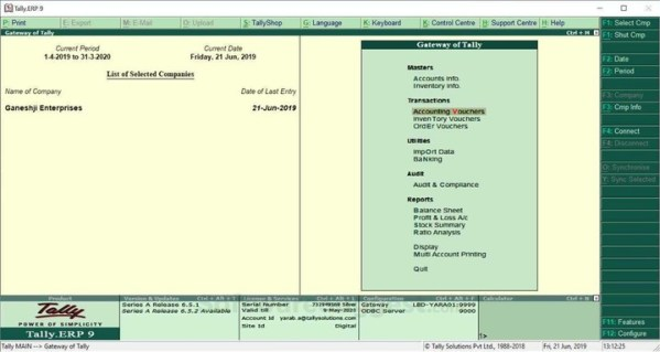 Tally ERP 9 free download full version torrent