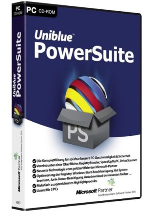 Uniblue Powersuite Serial Key