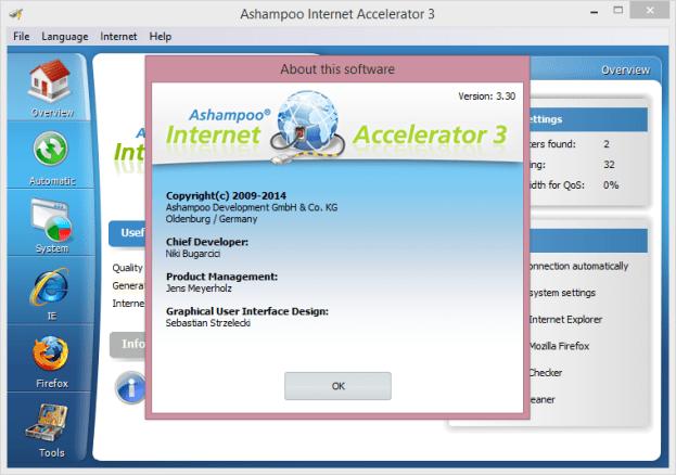Ashampoo Internet Accelerator crack download