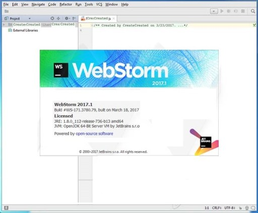 JetBrains WebStorm patch