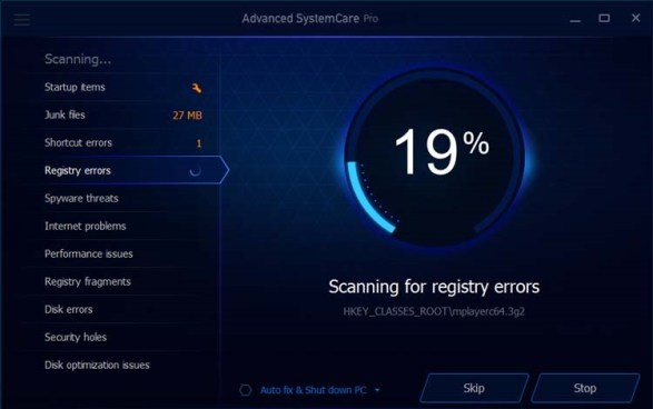 IObit Advanced SystemCare Pro 11 full crack torrent