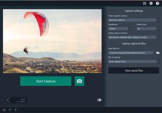 Movavi Screen Capture Pro 9.0.0 crack free download