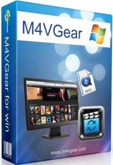 M4VGear DRM Media Converter Crack