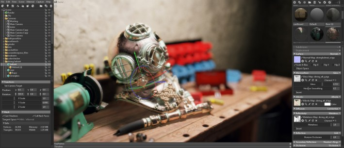 Marmoset Toolbag 3 crack torrent download