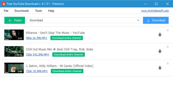 Free YouTube Download Premium Crack