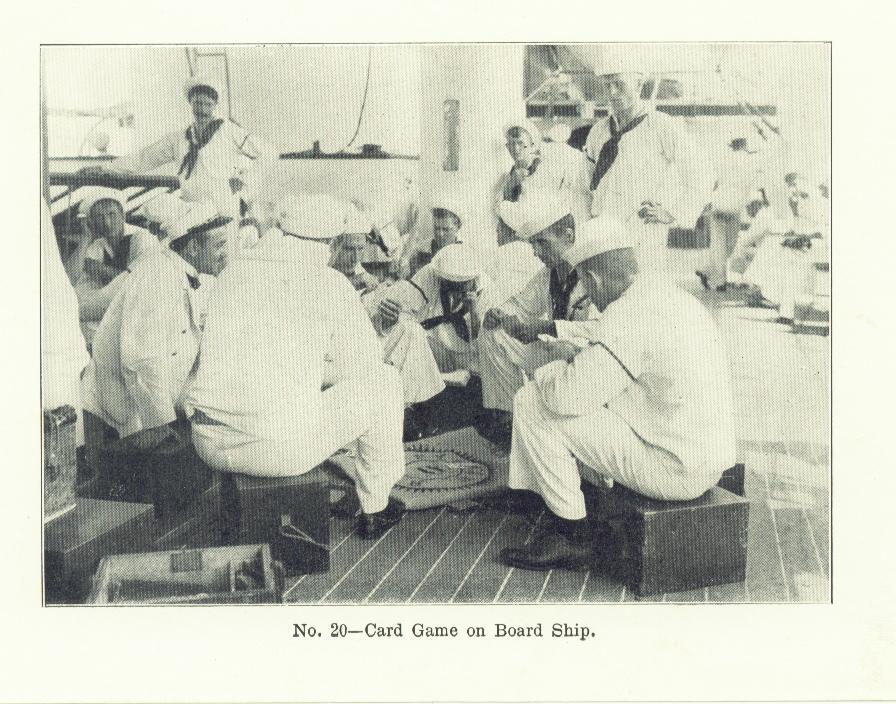 Civil War US Navy Ditty Box Sea Trunk Sea Chest