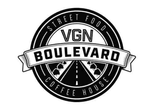 Coffee House and Street Food Logo