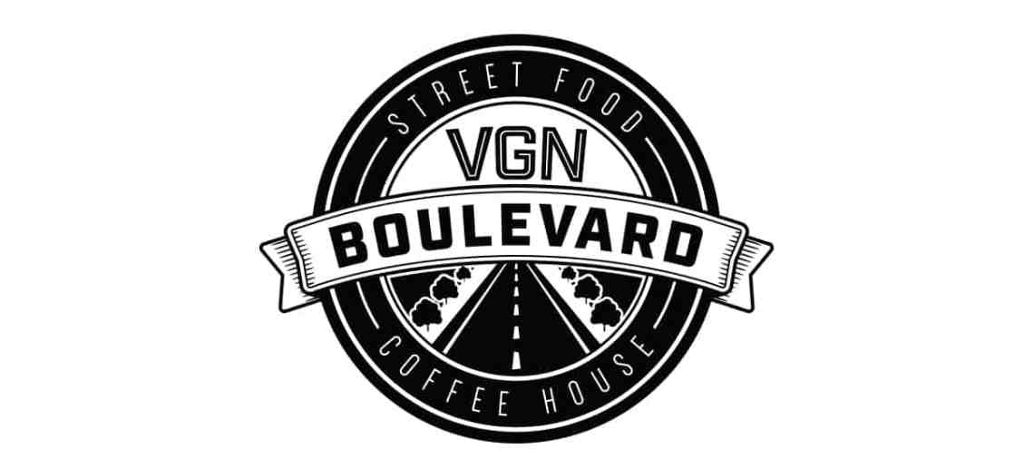 Coffee House and Street Food Logo