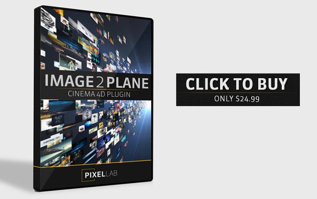 Image2Plane-2-C4D-Plugin
