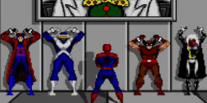 Spiderman and The X-Men