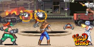 Wild Guns - Retro Action-Adventure Games