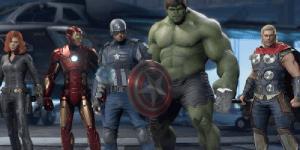 Marvel Avengers - Modern Superhero Games