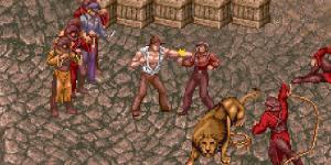 Growl - Sega Genesis Beat 'Em Up Games