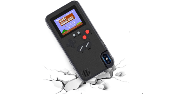 Autbye Gameboy Case for iPhone