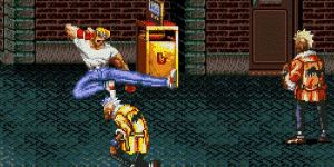 Streets of Rage 2 - Sega Genesis Beat 'Em Up Games