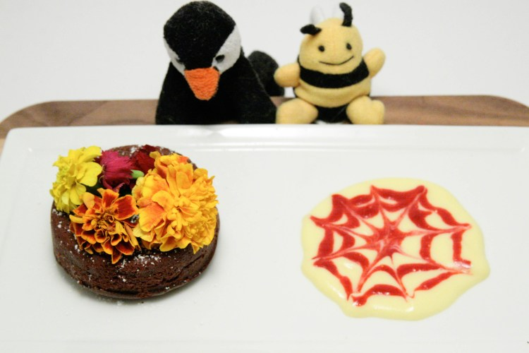 Lava Cake Harvey and Bee 2