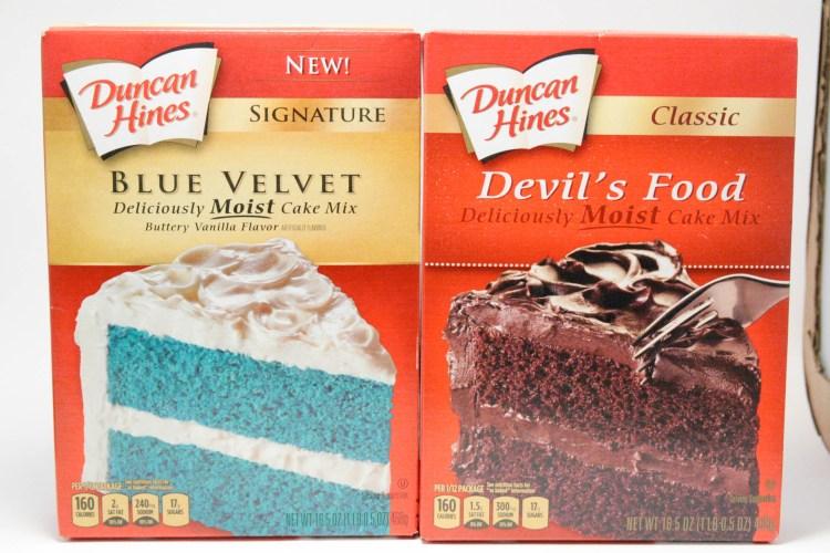 Dump Cake Mix