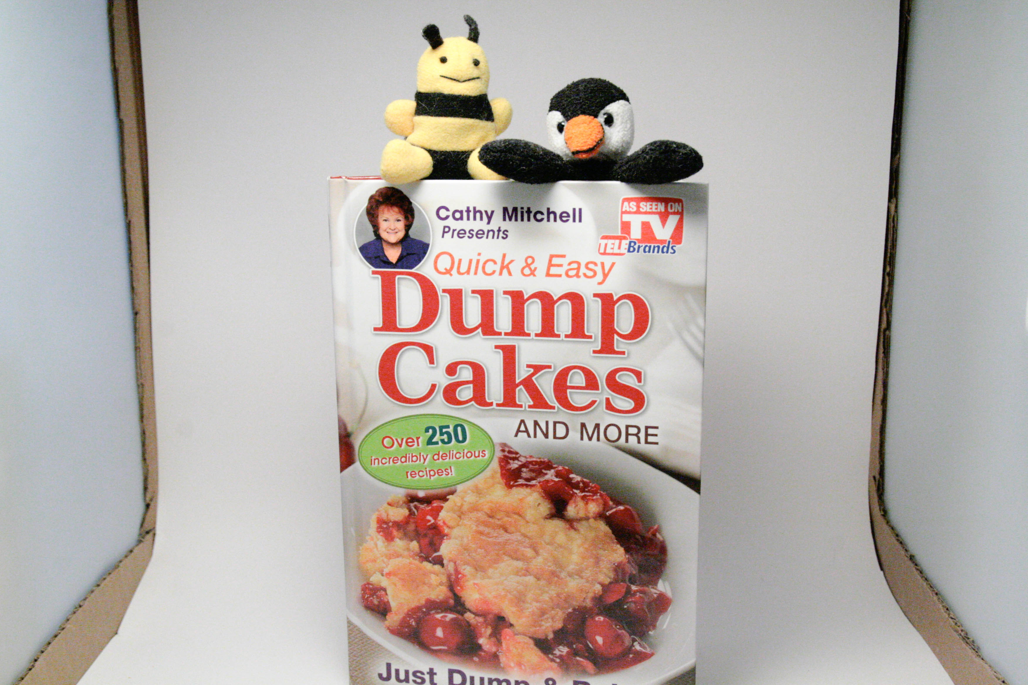 Lets eat dumps for dinner i finally cooked from that dump dinners anyway just about a year ago i undertook a harrowing cookbook journey deep into unknown territory when i cooked a cake called the dump cake dump cake forumfinder