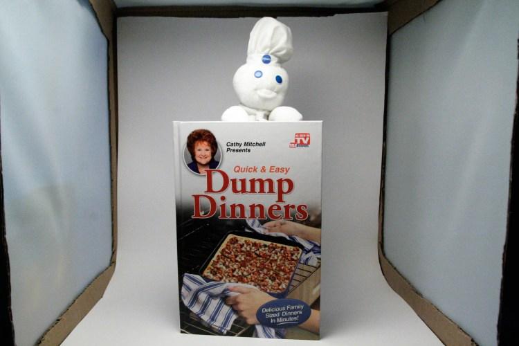 Dump Dinners Book