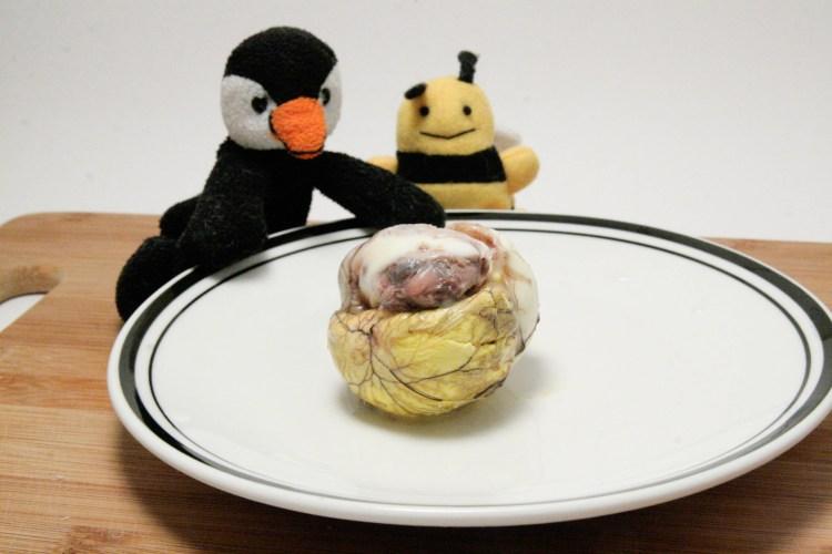 Balut Peeled