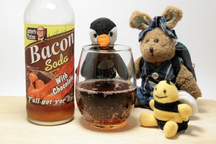 Chocolate Bacon Soda