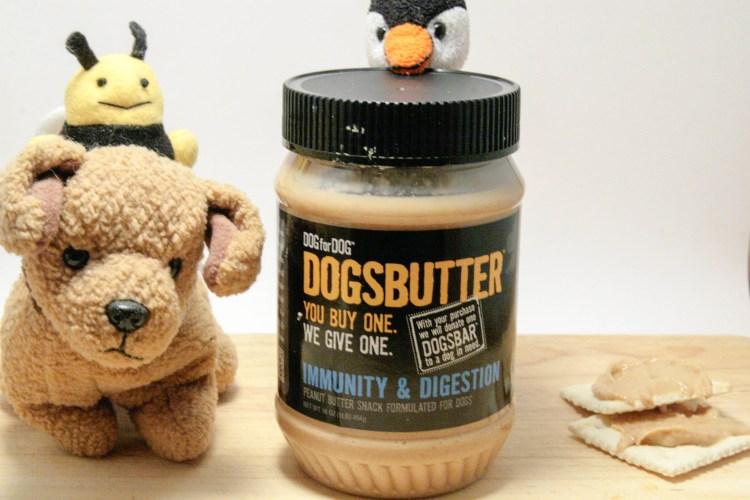 Dog Treats Dog Butter