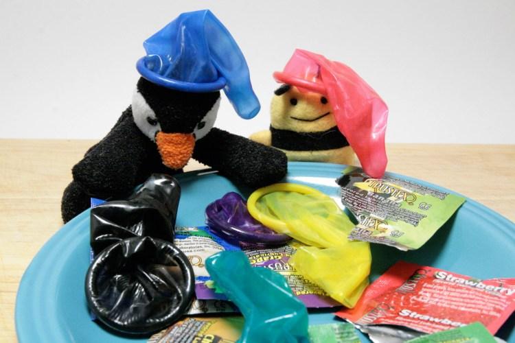 Condom Taste Test Done