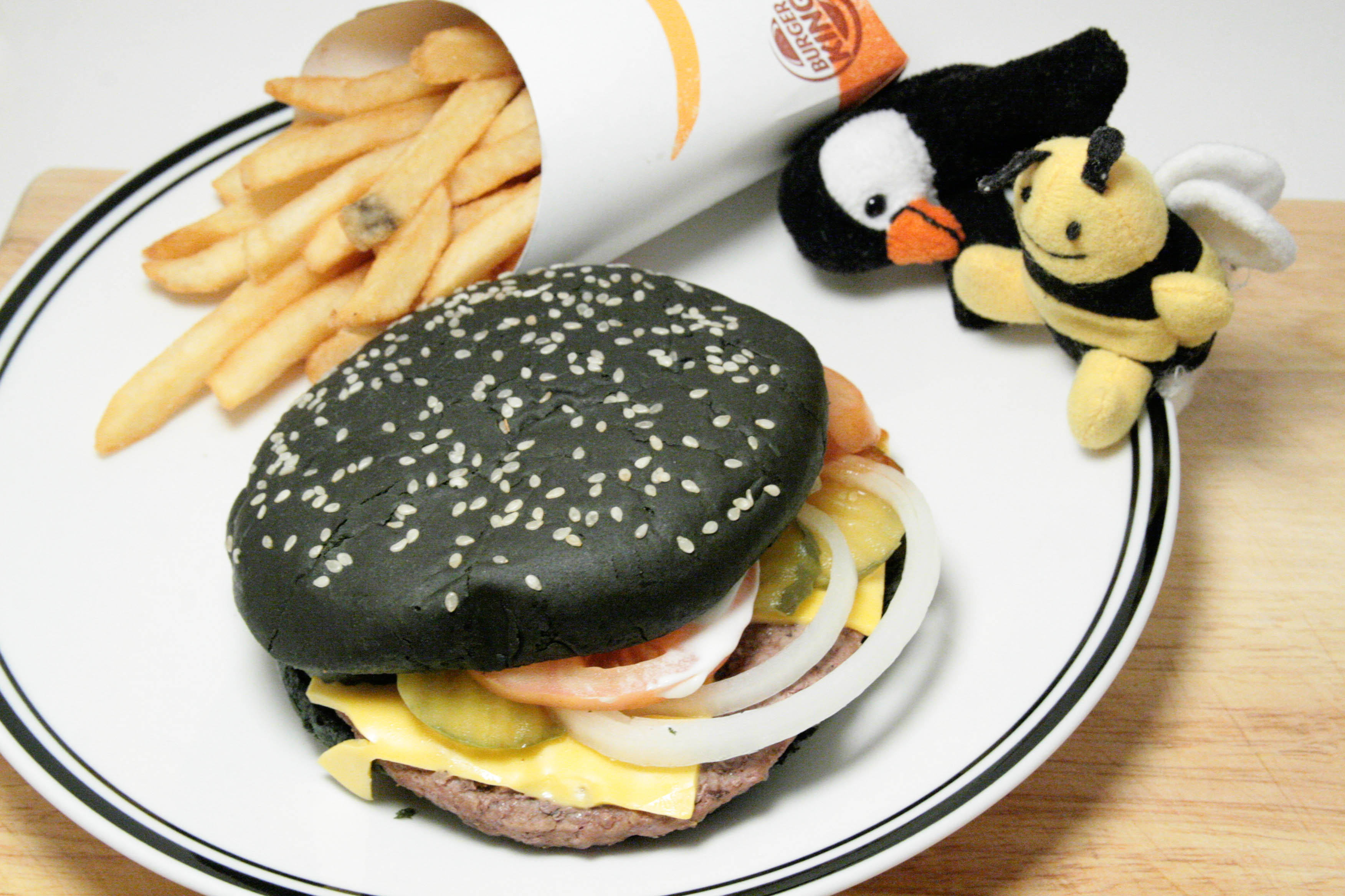 Does the New Halloween Whopper® From Burger King Really Turn Your ...