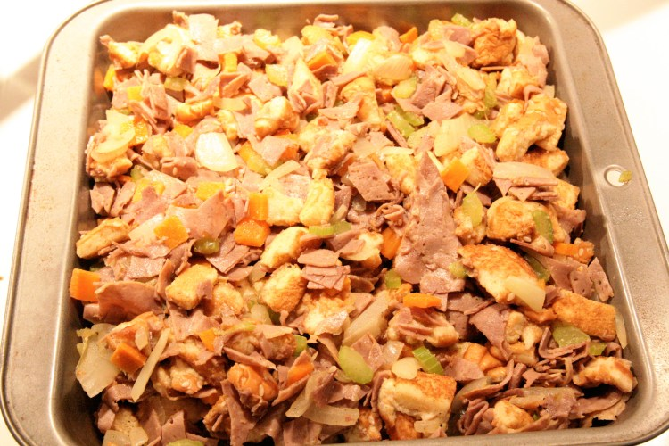 Arby's Stuffing Pan