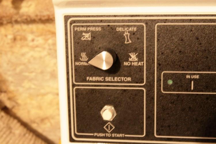 Dryer Steak Heat