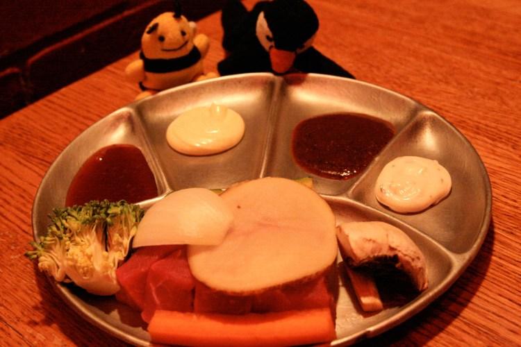 Fondue Stube Beef Plate