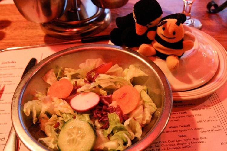 Fondue Stube Salad