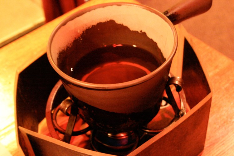 Fondue Stube Soybean Oil