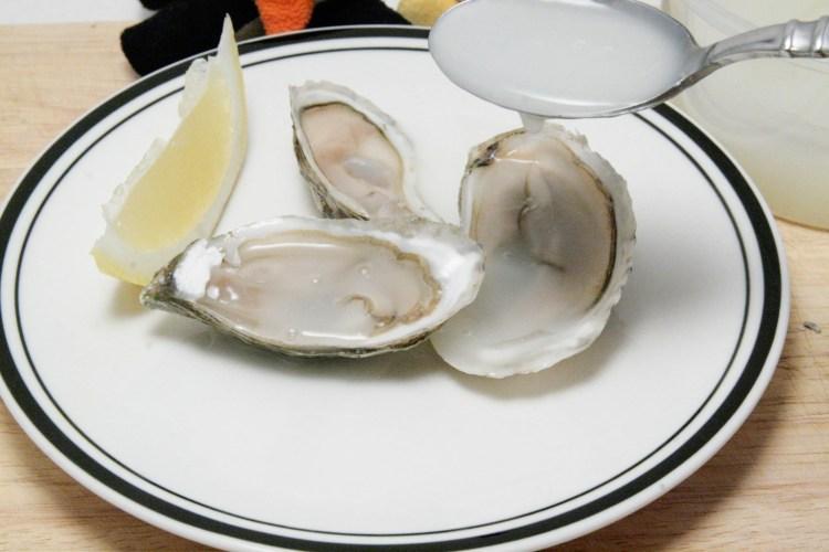 Natural Harvest Garnish Oyster