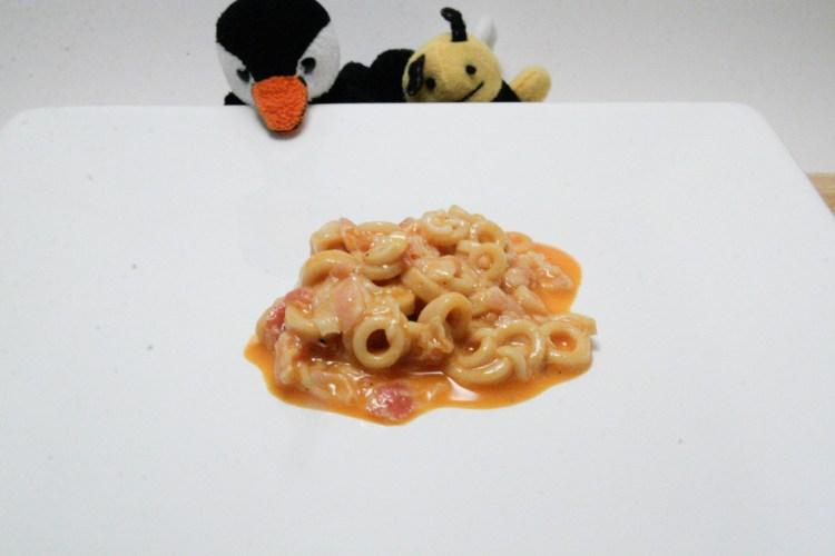 Spaghettios alla Carbonara Finished