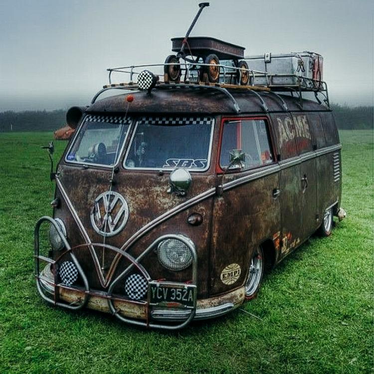 2_customized VW camper vans