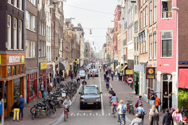 4_the world's most bike-friendly city