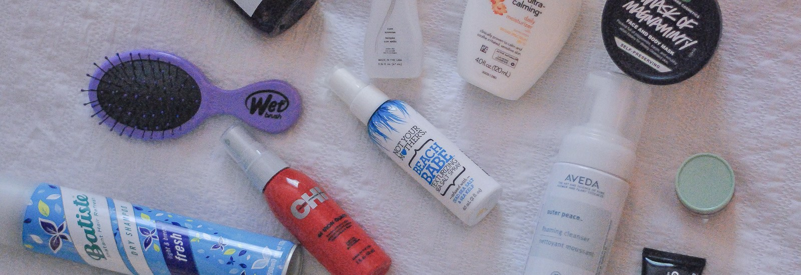 My Favorite Hair & Beauty Products