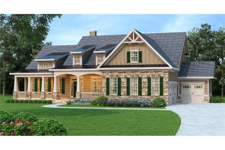 Cape Cod House Plan  104 1192  5 Bedrm  4061 Sq Ft Home      104 1192      5 Bedroom  4061 Sq Ft Cape Cod Home Plan   104 1192