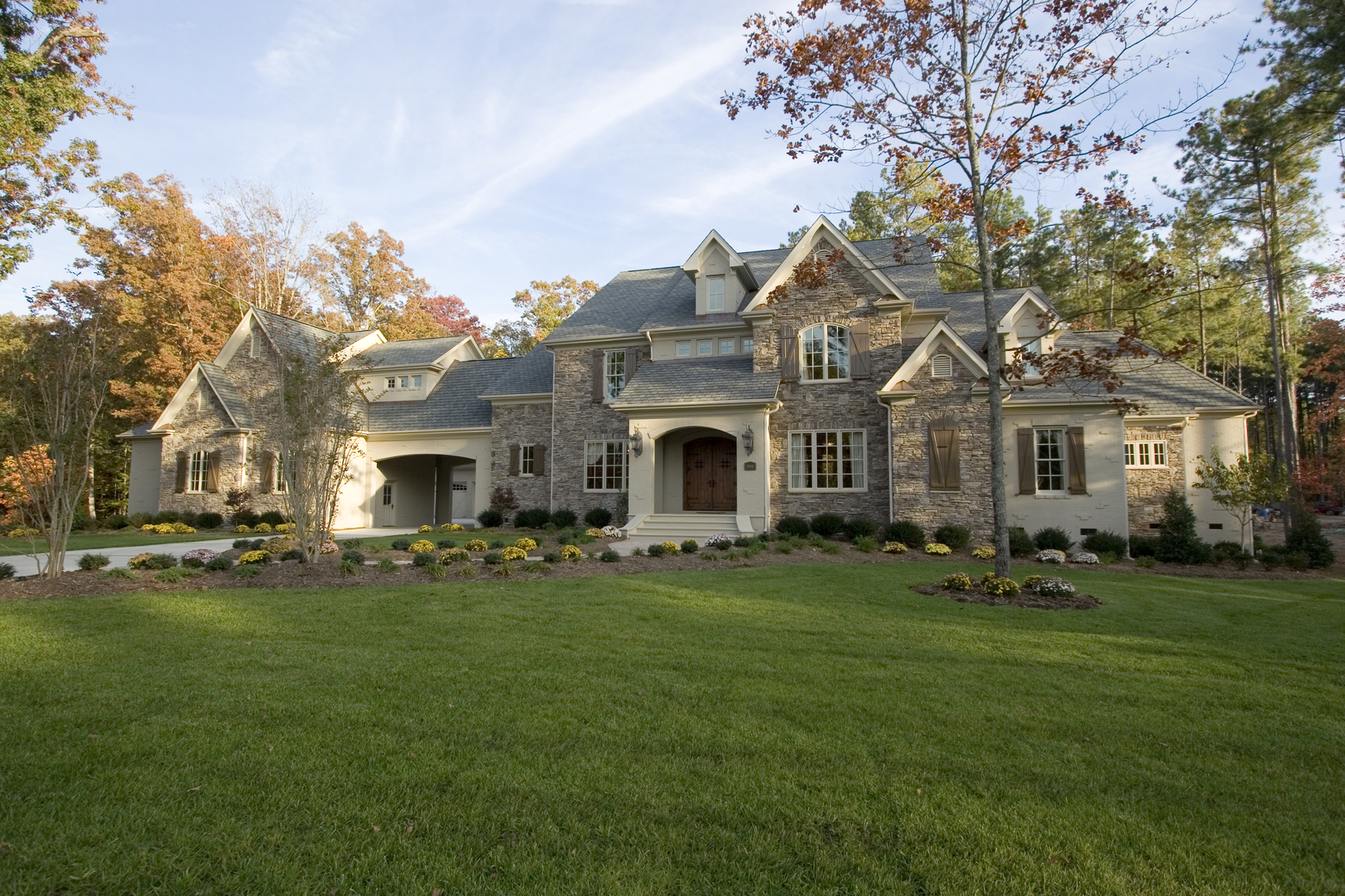 5400 Sq Ft Luxury Country Manor House Plan 134 1351 4 Bedrooms