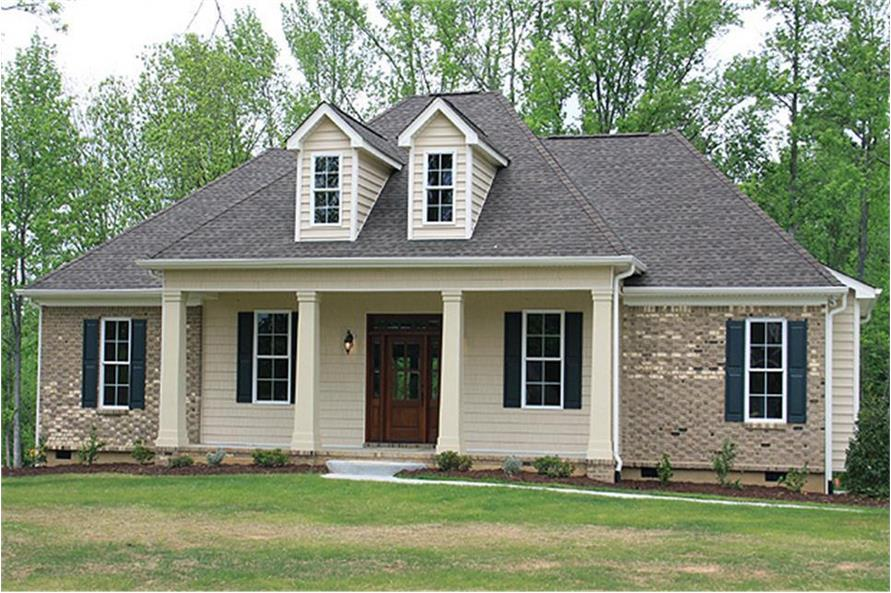 Country House Plan 141 1259 With Photos 3 Bdrm 1641 Sq