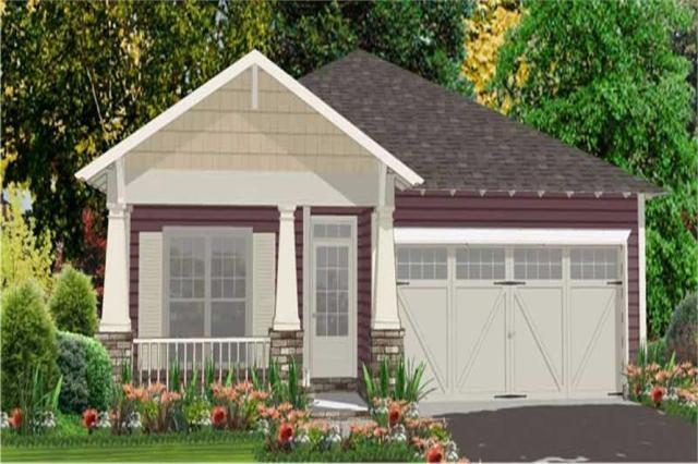 Bungalow House Plans Home Design The