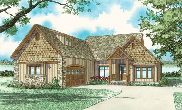 3 Bedrm 1874 Sq Ft Vacation Homes House Plan 1531755