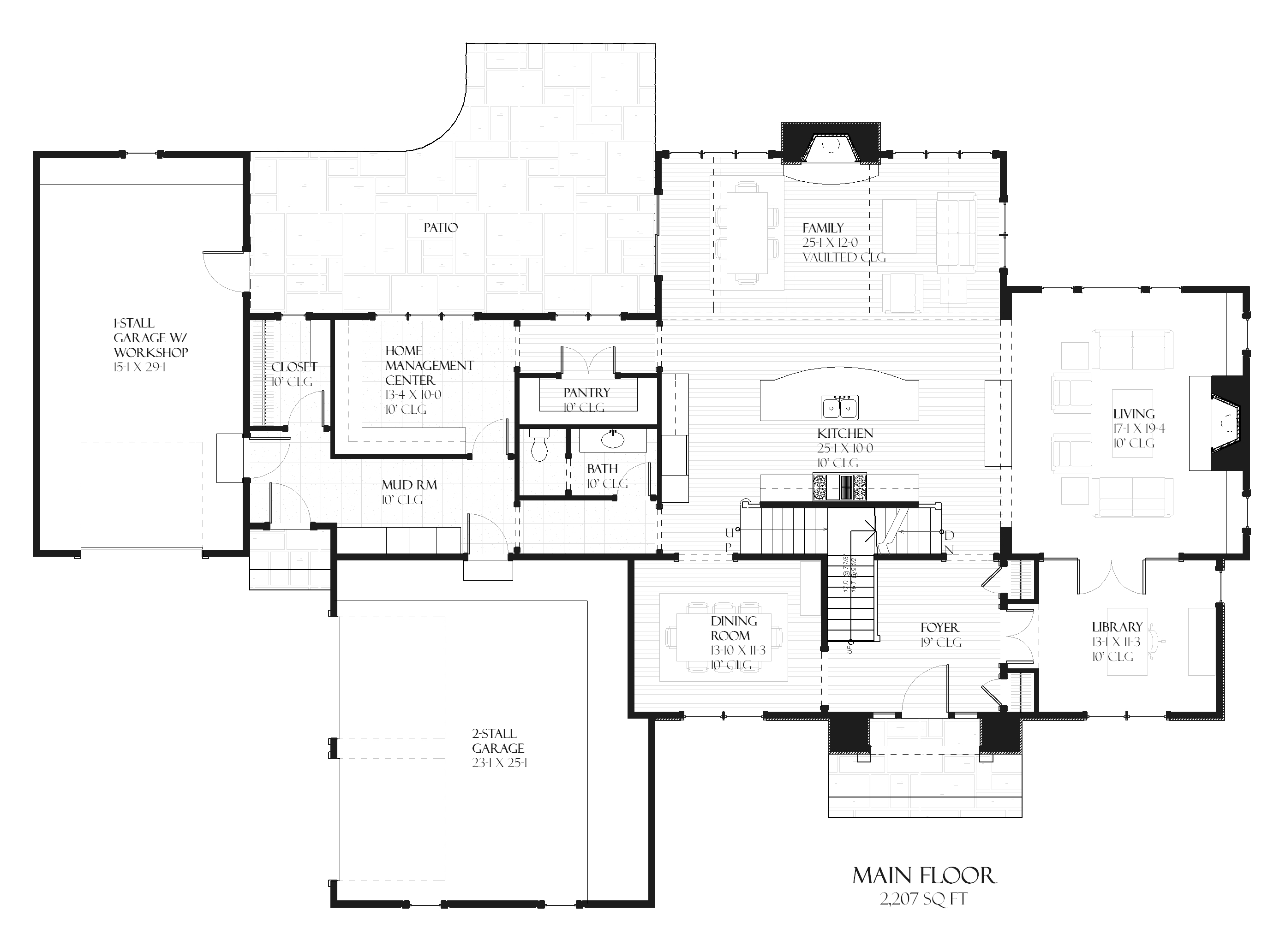 Country Houseplans